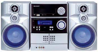 Produktfoto Sharp CD-MPX 870 H