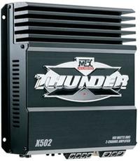 Produktfoto MTX Audio X 502