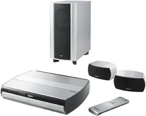 Produktfoto Sony DAV-X 1G