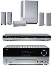 Produktfoto Harman-Kardon Cinebridge 11 (AVR 340/DVD 47/HKTS 11)