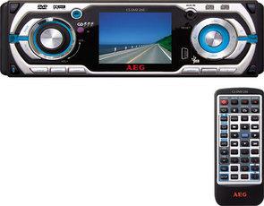 Produktfoto AEG CS DVD 250