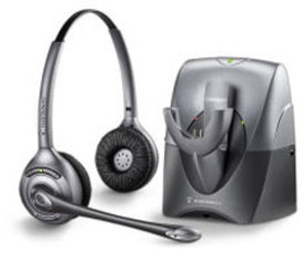 Produktfoto Plantronics Supraplus Wireless CS361N ASET
