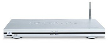 Produktfoto D-Link DSM-320 Wireless Media Player
