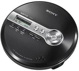 Produktfoto Sony D-NF 340