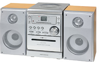 Produktfoto Clatronic MC 1028 CD/MP3