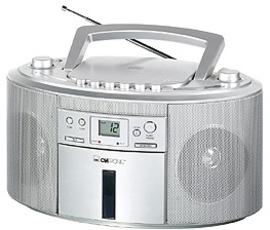 Produktfoto Clatronic SRR 739 CD/MP3