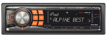 Produktfoto Alpine CDE-9881 R