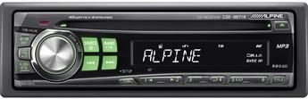 Produktfoto Alpine CDE-9871 R