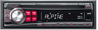 Produktfoto Alpine CDE-9871 RR