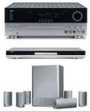 Produktfoto Harman-Kardon Cinefocus 7-1 A (AVR 235/DVD 37/HKTS 7)