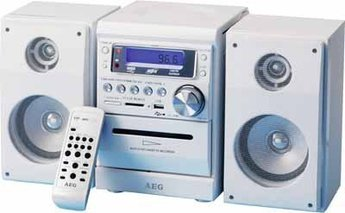 Produktfoto AEG MC 4409 CD/MP3