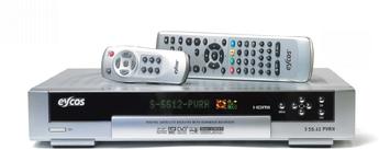 Produktfoto Eycos S 55.12 PVRH 80GB