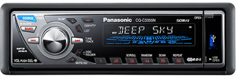 Produktfoto Panasonic CQ-C3355N