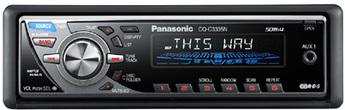 Produktfoto Panasonic CQ-C3305N