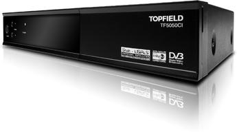 Produktfoto Topfield TF 5050 CI