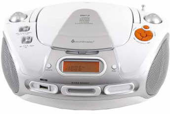 Produktfoto Soundmaster SCD 2650 USB