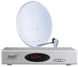 Produktfoto Zapmaster DSR 721 80