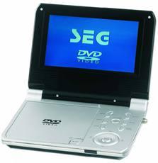 Produktfoto SEG DVD-527 T
