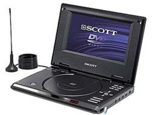 Produktfoto Scott DPX I780 TV