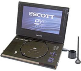 Produktfoto Scott DPX I990 TV