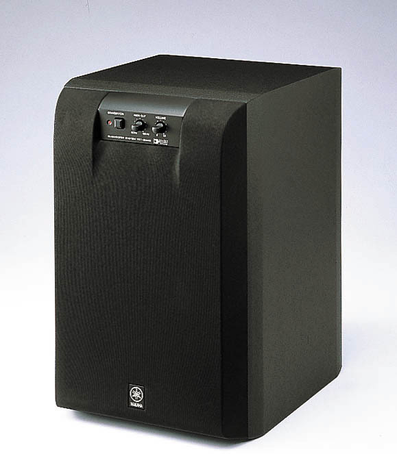 yamaha yst sw 45 subwoofer aktiv tests erfahrungen im. Black Bedroom Furniture Sets. Home Design Ideas