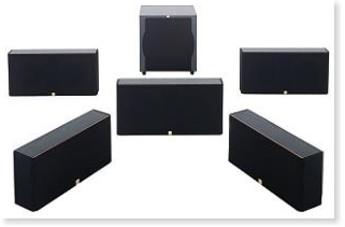 Produktfoto Jamo System THX TWO