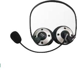 Produktfoto König Electronic CMP Headset 5