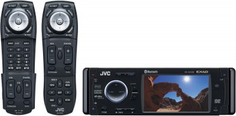 Produktfoto JVC KD-AVX 33