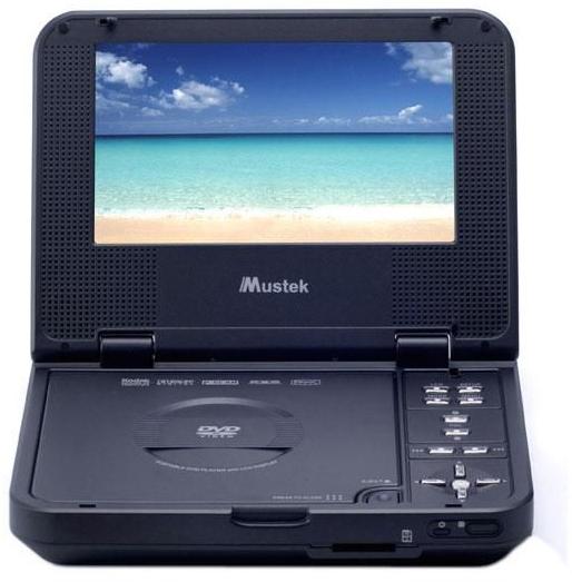 Mustek MP 76 Tragbarer DVD Player: Tests & Erfahrungen im
