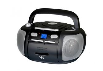 Produktfoto SEG SRR 7950 MP3