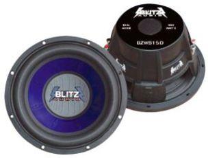 Produktfoto Blitz Audio BZWS 15 D