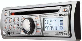 Produktfoto Sony CDX-A 360