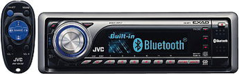Produktfoto JVC KD-BT 1