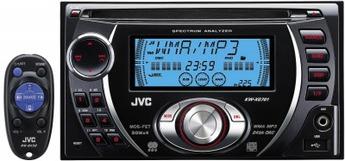 Produktfoto JVC KW-XG701