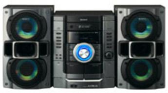 Produktfoto Sony MHC-RG 295
