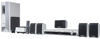 Produktfoto Panasonic SC-PT 350 W