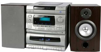 Produktfoto SEG MX 660 MP3