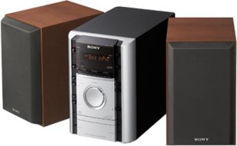 Produktfoto Sony CMT-GS 10
