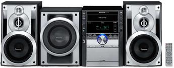 Produktfoto Panasonic SCAK 750 EGK