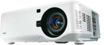 Produktfoto NEC NP4000