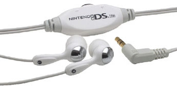 Produktfoto Hori HDL-11 DS LITE Inner Earphone
