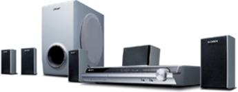 Produktfoto Sony DAV-DZ 20