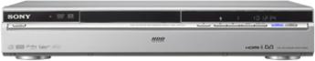 Produktfoto Sony RDR-HXD 870