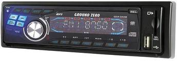 Produktfoto Ground Zero GZCR 425 DVD