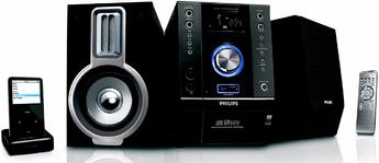Produktfoto Philips MCM 398 D
