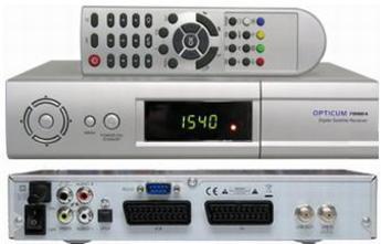 Produktfoto Opticum 7000 DVB-T