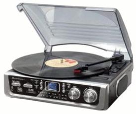Produktfoto Soundmaster PL 520 USB