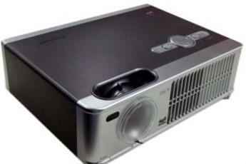 Produktfoto Viewsonic PJ 678D
