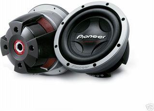 Produktfoto Pioneer TS-W3001D4