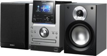 Produktfoto Sony NAS-50 HDE
